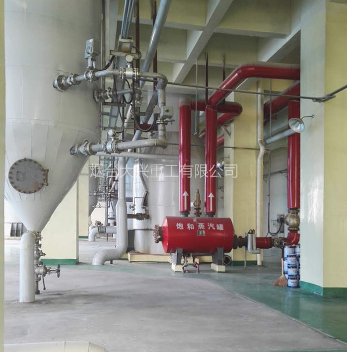 MVR蒸发设备在高盐废水行业中能用到吗