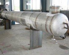 大兴重工U型管换热器的设计、安装及操作